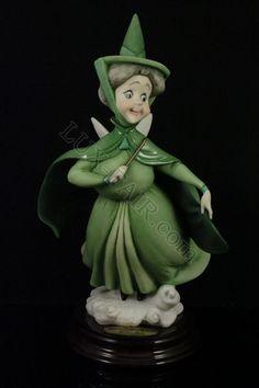 Giuseppe Armani Disney figurine 609C Fauna: