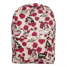 Loungefly Minnie Half Face Small & Large Polka Dots Backpack | #WDBK | BagKing.com