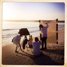 Super excited to have our new collection included in a shoot on location at Hyams Beach, Australia. Here's a few behind-the-scenes moments with an incredible team of people - the supremely talented photographer Richard Freeman @freemanphoto, stunning model #elodierussell, and amazing hair and make-up artist #ameliaaxton. #cherisethomson #jewelryshoot https://instagram.com/p/2okwtqHAuk/