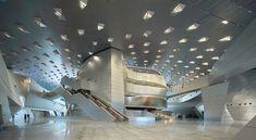Coop Himmelb(l)au diseña el nuevo Centro de Conferencias Internacional de Dalian (China). | diariodesign.com
