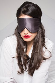 Love this stylish sleeping mask from Perpetual Shades