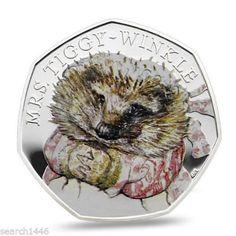 2016-la-senora-Bigarilla-Winkle-Beatrix-Potter-moneda-de-color-plata-prueba-de-50p-caja-exterior