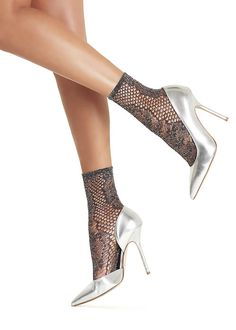 Oroblu Emma Ankle Highs