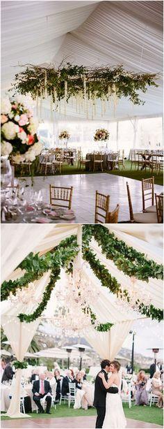 Stunning Awesome Wedding Tent Decor Ideas #backyard #wedding #weddingideas