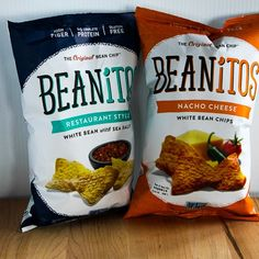 Kalyn's Kitchen Picks:  Beanitos Bean Chips are my latest pick for a healthy snack that's #LowGlycemic and #GlutenFree.  (These picks are never sponsored; I feature products I buy myself and LOVE!)  [from Kalyn's Kitchen]