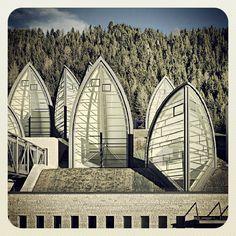 The stunning Tschuggen Grand Hotel, Arosa - the perfect place for a Swiss summer getaway @Tschuggen Hotel Group