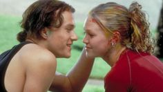 10 Things I Hate About You (1999) Starring Heath Ledger & Julia Stiles