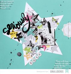 Gallery Search: american crafts plus one Scrapbook Sketches, Scrapbooking Layouts, Digital Scrapbooking, Baby Scrapbook, Scrapbook Cards, Tangerine Ideas, Cute Scrapbooks, Baby Album, Photo Layouts