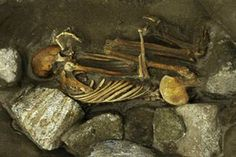 The female mummy from Scotland with a mix of body parts.