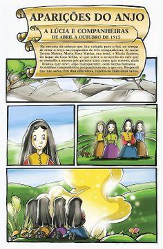 Amiga de Jesus: Nossa Senhora de Fátima e os Pastorinhos