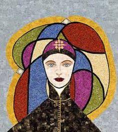 Saint Hildegard of Bingen, abbess, theologian, mystic, and visionary (1179)