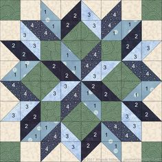 Image result for carpenter's star quilt pattern king size