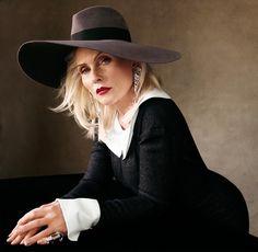 Debbie Harry - Vogue Spain, May 2013