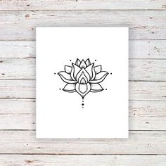 Lotus temporary tattoo / boho tattoo / bohemian tattoo / boho jewelry / henna tattoo / henna style tattoo / bohemian gift / tattoo festival - Top 500 Best Tattoo Ideas And Designs For Men and Women Henna Style Tattoos, Tattoo Henna, Flower Tattoos, Hand Tattoos, Tattoo Ink, Ganesha Tattoo, Symbol Tattoos, Tatoos, Samoan Tattoo