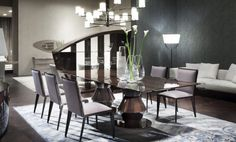 57 Best Tables Collection images   Τραπεζαρίες, Τραπεζαρία