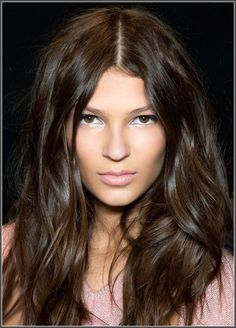 brown hair color ideas 2017 | Dark Brown Hair Color Ideas | New Haircuts to Try for 2017, Hairstyles ...