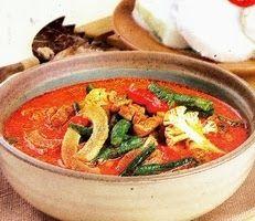 Aneka Resep Praktis Masakan Berkuah Yang Nikmat Dan Lezat No Cook Meals, Nasi Goreng, Thai Red Curry, Seafood, Food And Drink, Health Fitness, Soup, Brownies, Ethnic Recipes