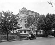 French Embassy Washington DC - 1910