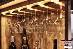 #InnenarchitekturToferer  Wein-Schrank mit indirekter Beleuchtung 👍🍷  #Weinschrank Cabinet, Bottle, Storage, Furniture, Custom Kitchens, Indirect Lighting, Dresser, Interior Architecture, Homes