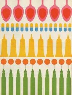 Will Burtin | Scope magazine, 1955 ✭ vintage graphic design