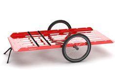 Fahrradanhänger Bike-Transporter Aluleichtbauweise
