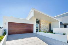 Port Macquarie - New Home contemporary-exterior