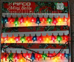 pifco mini bells vintage christmas lightschristmas imagesmagical christmaschristmas holidayschristmas
