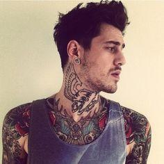 tattooed men | Tumblr