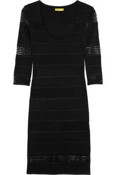 Catherine Malandrino Black Knit Dress and I'm sure it's way too expensive for me.....still gorgeous!