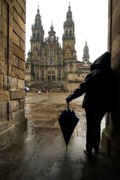 Sightseeing in the Rain
