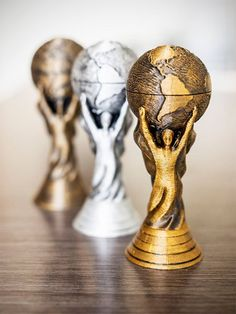World Cup Trophy by Christian Ihlo