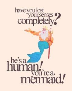 My Daughter Is OBSESSED with Mermaids And This Movie!! Love that she loves the traditional movies just like mama <3