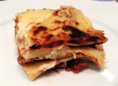 """This dish can't be missed in a celebration meal: traditional italian """"lasagne"""" mammas way. Fantastic!"""