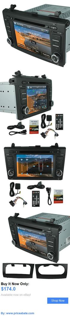 Car Audio Video And GPS: 3D Gps 2Din Car Audio Dvd Player For Nissan Altima 2009-2011 Bluetooth Ipod Atv BUY IT NOW ONLY: $174.0 #priceabateCarAudioVideoAndGPS OR #priceabate