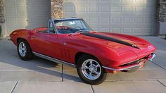 1965 Chevrolet Corvette Convertible 350 CI, Vintage Air presented as lot F236 at Anaheim, CA 2015 - image1