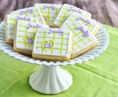 Haniela's: Calendar Cookies Tutorial
