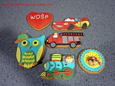 Galletas niño / Cookies for boys