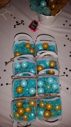 """Cutest little """"party favors"""" click the link for a better pic"""