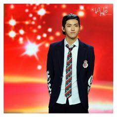 吴亦凡 Wu Yi Fan Chinese-Canadian star