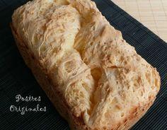 Receta de pan de maiz, maizena y harina de arroz en panificadora. Voy a probar :)