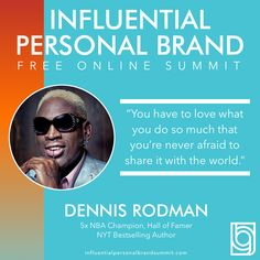 Recently featured on ESPN's ESPN 30 for 30, this labeled #badboy, was really just being himself and became one of the original #influencers of our time! Yes, ladies and gentleman, we have the definition of #unique....Dennis Rodman!  Dennis Rodman is a 5x NBA Champion, 2x NBA All-Star, and NYT Bestselling author. He is known for being one of the fiercest rebounders, best defenders, and most outrageous characters in the history of the professional game. Miss Nevada, Building A Personal Brand, Dennis Rodman, Radio Personality, Brand Strategist, Keynote Speakers, Nba Champions, Instagram Influencer, See On Tv