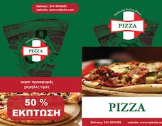 """Check out new work on my @Behance portfolio: """"Pizza Menu Templates"""" http://on.be.net/1OYRtnA"""