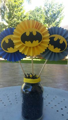 Batman Party Supplies Archives - Batman Party - Ideas of Batman Party - Lego Batman Party, Batman Birthday, Superhero Birthday Party, 6th Birthday Parties, Boy Birthday, Batman Party Supplies, Batman Wedding, Baby Batman, Party Centerpieces