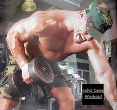 John Cena Workout Fitness Club | Gallery Exclusive Pictures And Videos