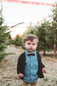 Pinwheel // Buffalo - Wunderkin Co. - Click to shop the Holiday Plaids Capsule of matching bow and bow tie sets. Our bows are handmade by women in the USA and guaranteed for life. Classic holiday style for your free spirited little boys and girls.