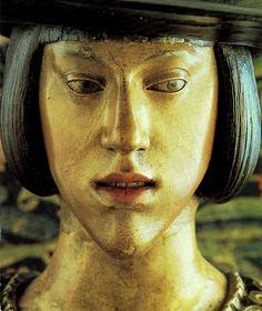 keizer karel portrait restauratie