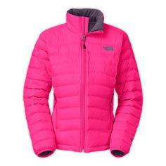 Hot Pink Winter Jacket - JacketIn