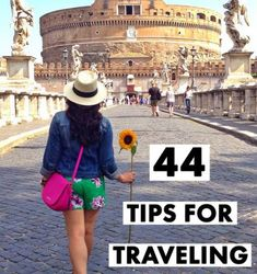 44 Tips for Traveling in Italy – History in High Heels