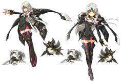 Code: Nemesis from Elsword