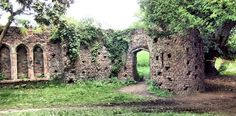 Gunnersbury Park  Closest station: Acton Town, Zone 3 Fare from Zone 1: £3.30 This gorgeous sanctuary with gardens, sport pitches, and lovely ruins is tucked away near Acton Town station in west London.